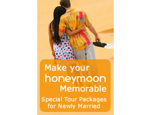 Honeymoon Tour Packages from Delhi
