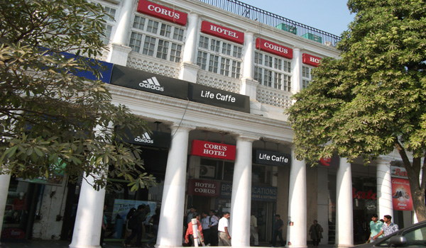 Hotels in Connaught Place