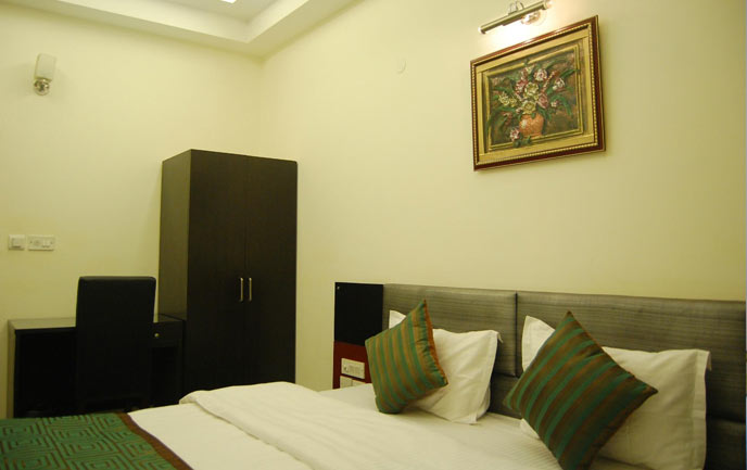 Budget Hotels Near Delhi Airport