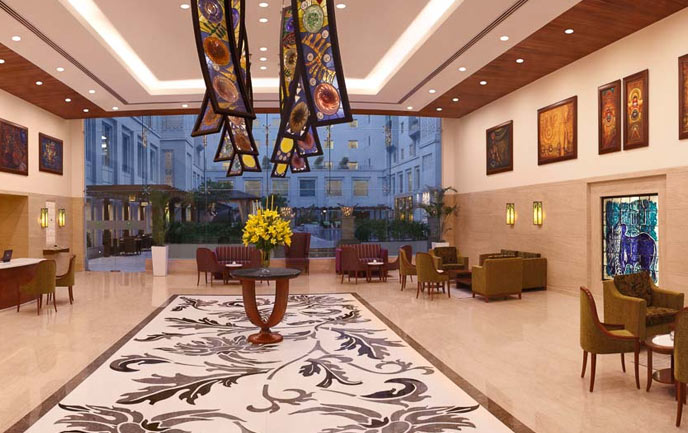 Hotels Near Domestic Airport Delhi
